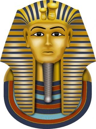 Golden Mask King Tut.