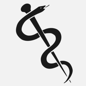 Asclepius Staff Clip Art at Clker.com.