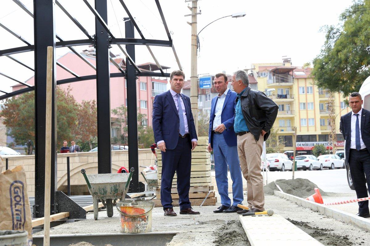 """Burdur Belediyesi on Twitter: """"Burdur Belediye Başkanı."""