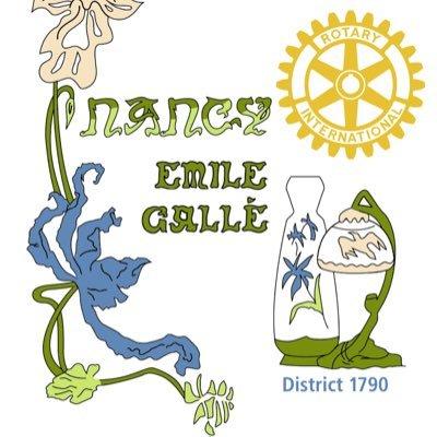 Rotary Emile Gallé (@Rotary_E_Galle).