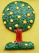 Clipart of Cadre tree Obidos k15665171.