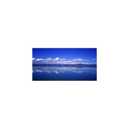 Buy Panoramic Images PPI94651L Reflection of clouds in water.