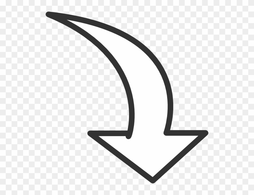 Circular Arrow Outline.