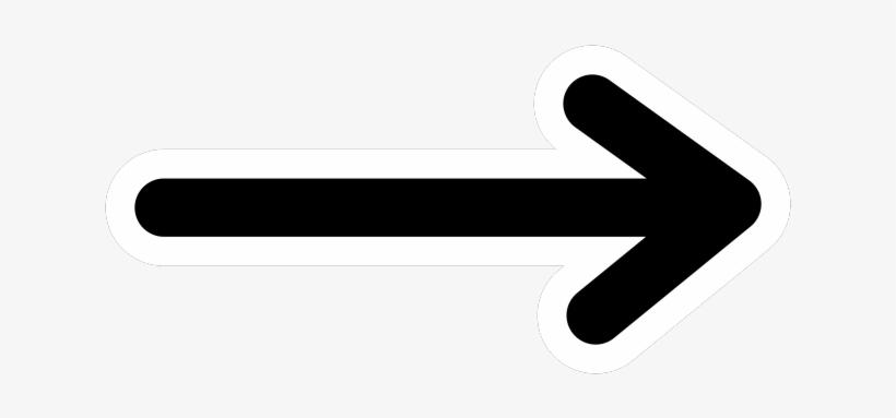 Arrow Clipart End.