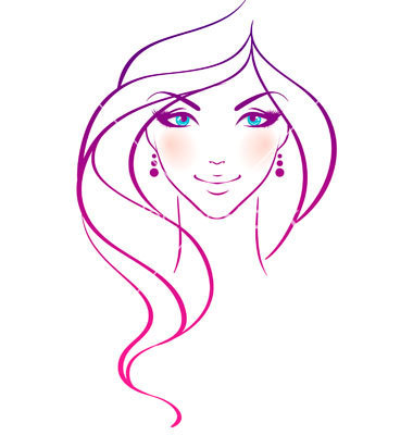 Beauty Clipart.