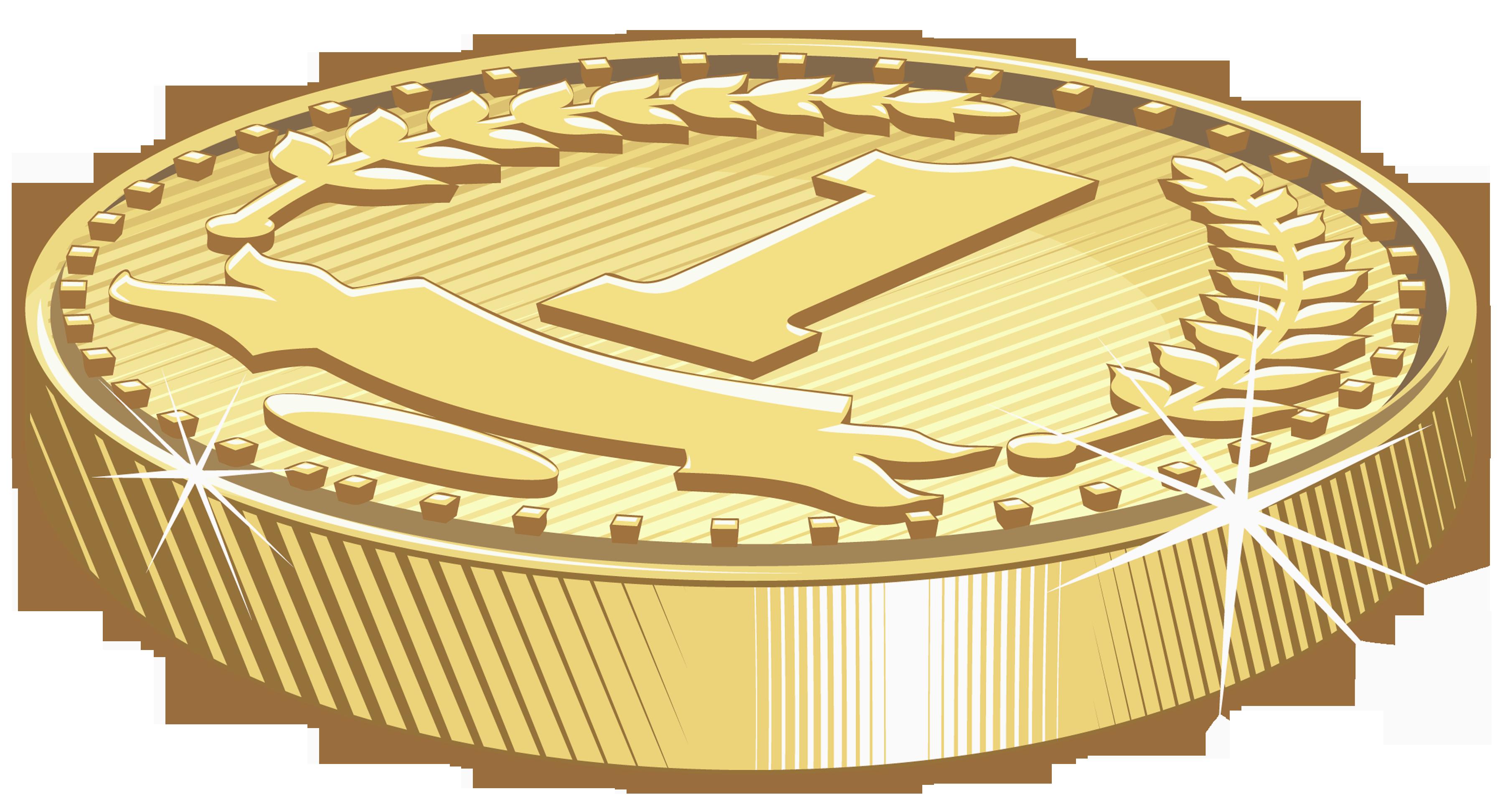 Coin Clipart.