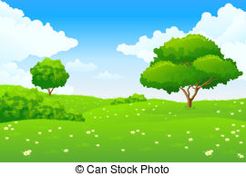 ' meadow clipart #20