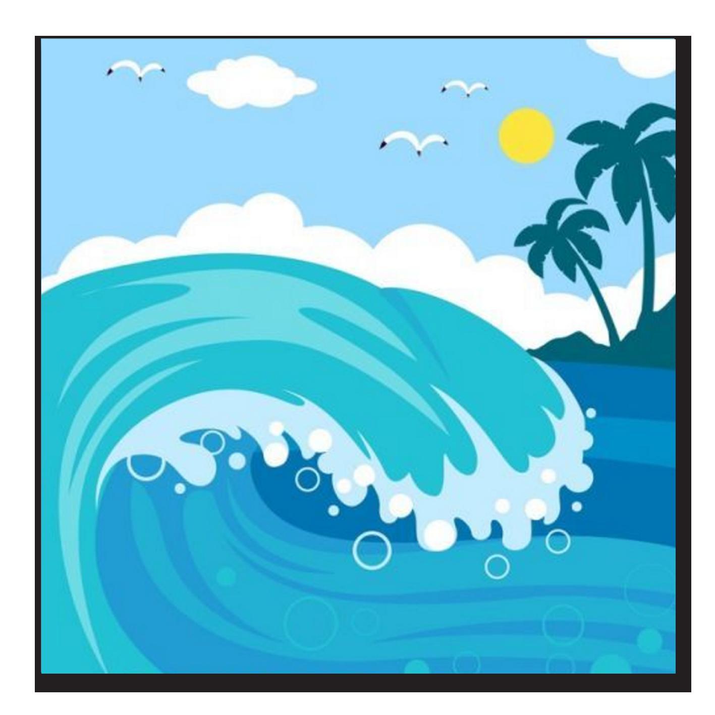 Wind wave Sea Ocean Clip art.
