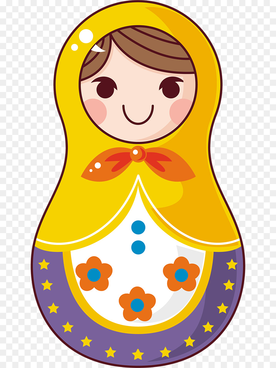 Matryoshka doll Souvenir Toy Clip art.