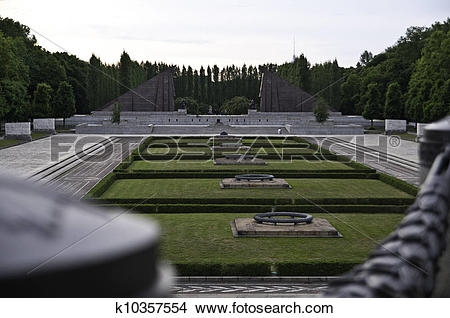 Stock Photo of Treptower park k10357554.