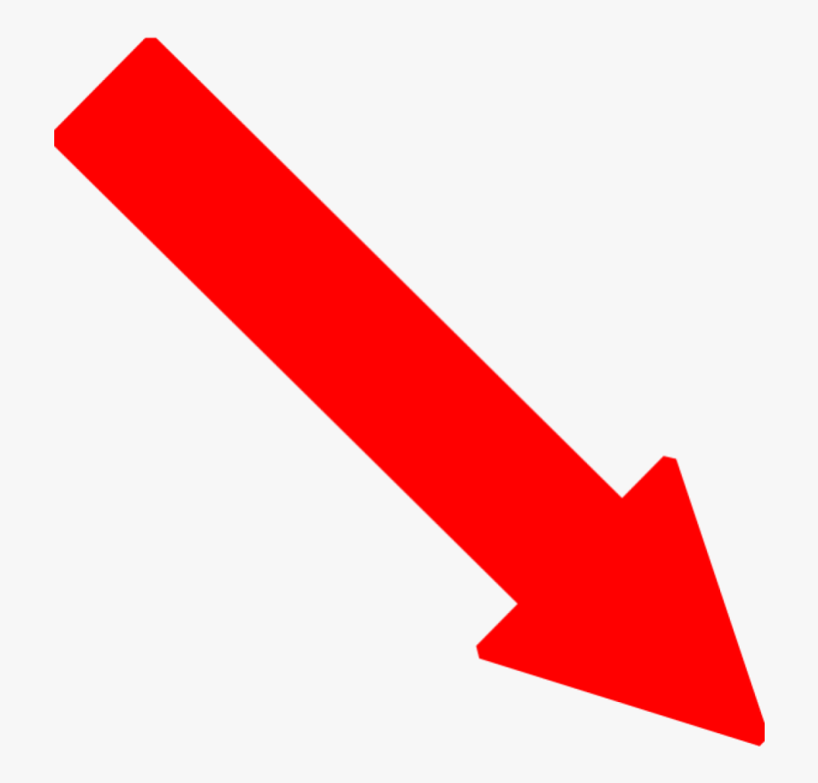 Red Arrow Clip Art Red Arrow Clipart Red Right Down.
