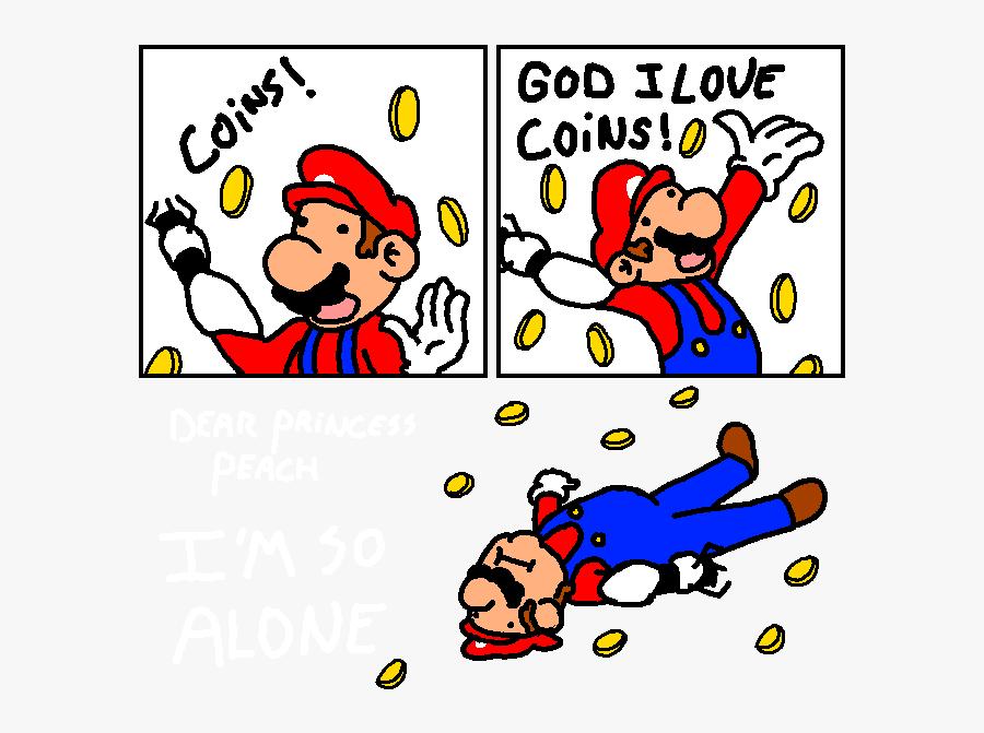 God Ilove 0 Mari0 Portal Super Mario World Mario Text , Free.