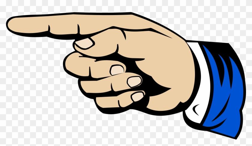 Hand Emoji Clipart Finger Pointing.