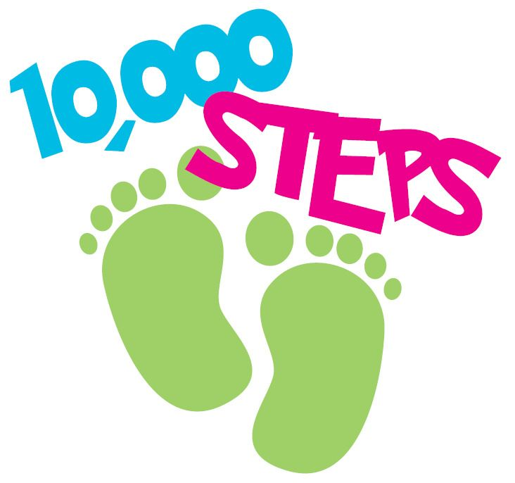 17 Best images about 10 000 steps on Pinterest.