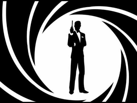 97+ James Bond Clipart.
