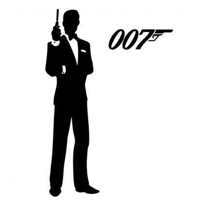 James bond 007.