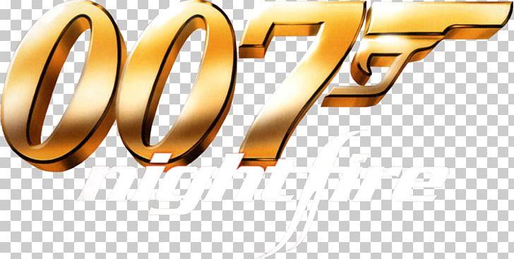 James Bond 007: Nightfire GoldenEye 007 007 Legends Logo PNG.