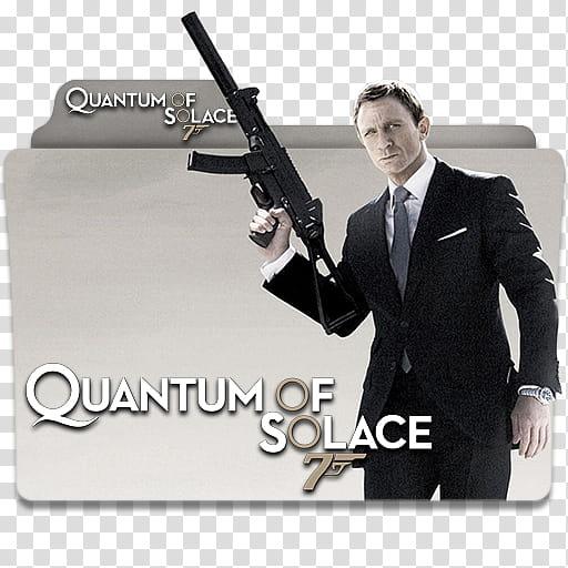 Daniel Craig Movie Folder Icon , quantam, Quantum of Solace.