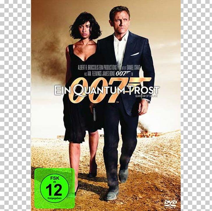 James Bond Film Series 007: Quantum Of Solace PNG, Clipart.