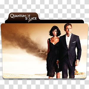 Folder Icon Collection, Quantum of Solace () transparent.