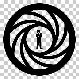 James Bond 007: Nightfire Logo PlayStation 2, james bond PNG.