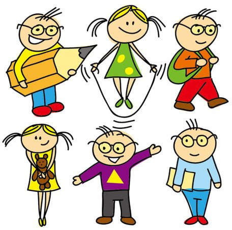 Cartoon images of children 02 Clipart Picture Free Download.