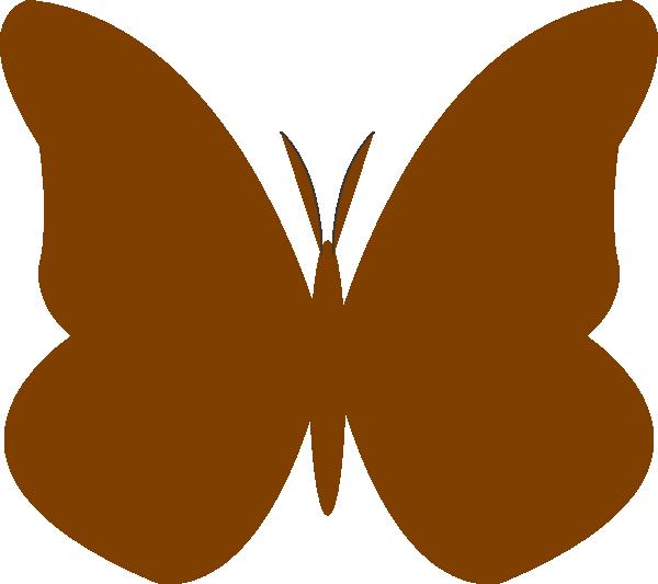 Bright Butterfly Clip Art at Clker.com.