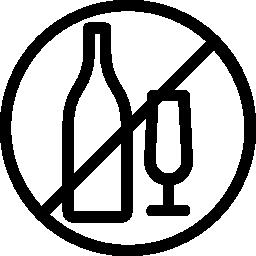 No Alcohol Transparent Png #27320.