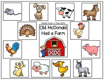 Old Mcdonald Worksheets & Teaching Resources.