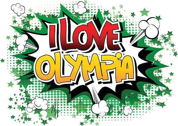 Olympia Clip Art, Vector Images & Illustrations.