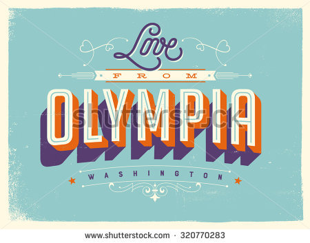 Olympia Washington Stock Images, Royalty.