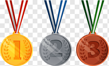 Medal Vector cutout PNG & clipart images.