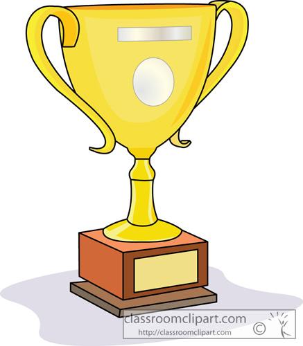 Trophy clip art image 2 3.