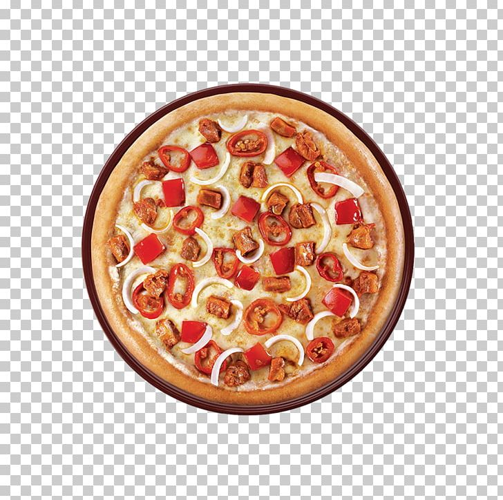 Pizza Margherita Pepperoni Barbecue Chicken Bacon PNG.