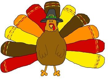 Turkey Clipart.