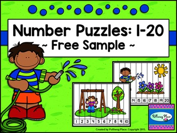 Number Puzzles: 1.