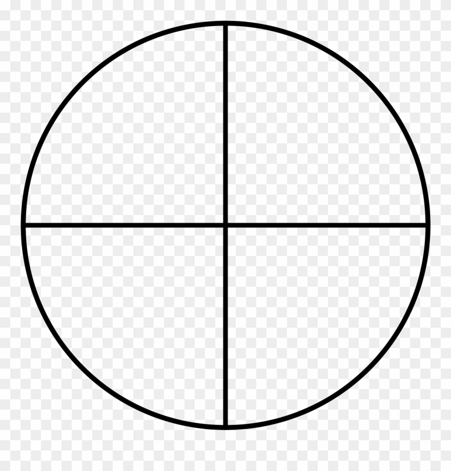 Circle Clipart Black And White.