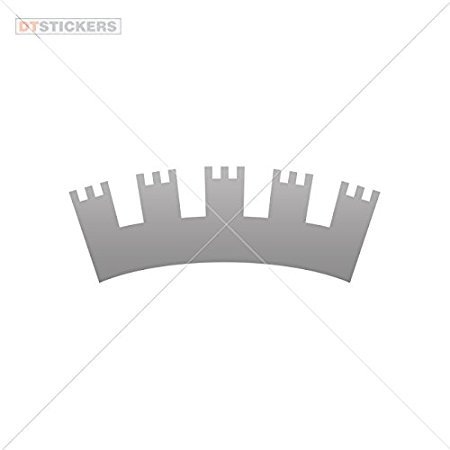 Buy Decal Stickers Royal Crown Motorbike Boat clipart simple.