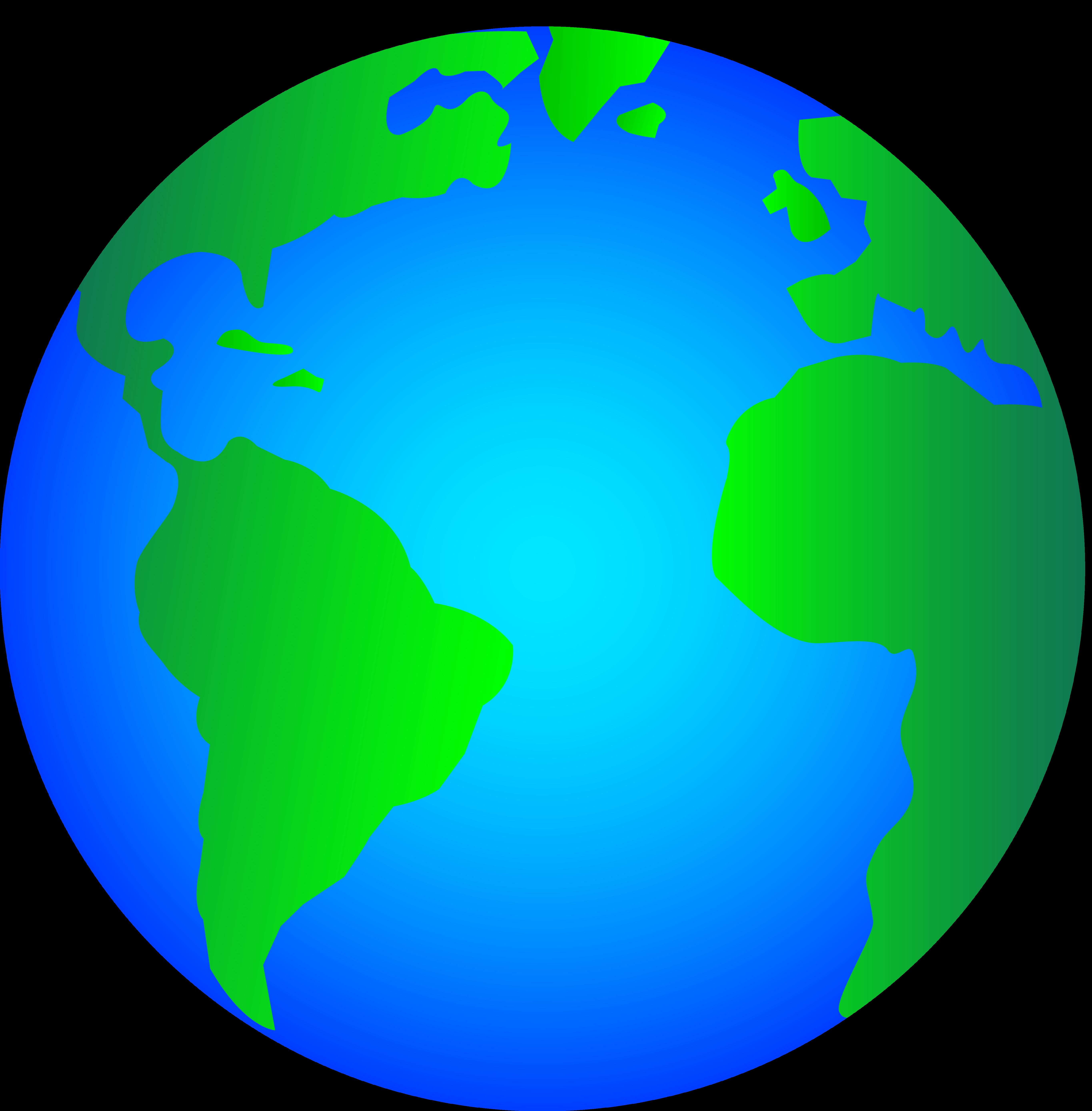 World Globe Clipart Clipart.