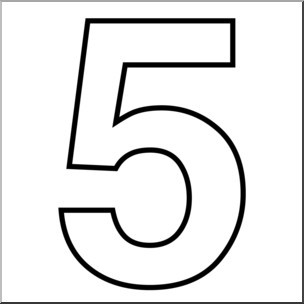 5 Clipart Black And White.
