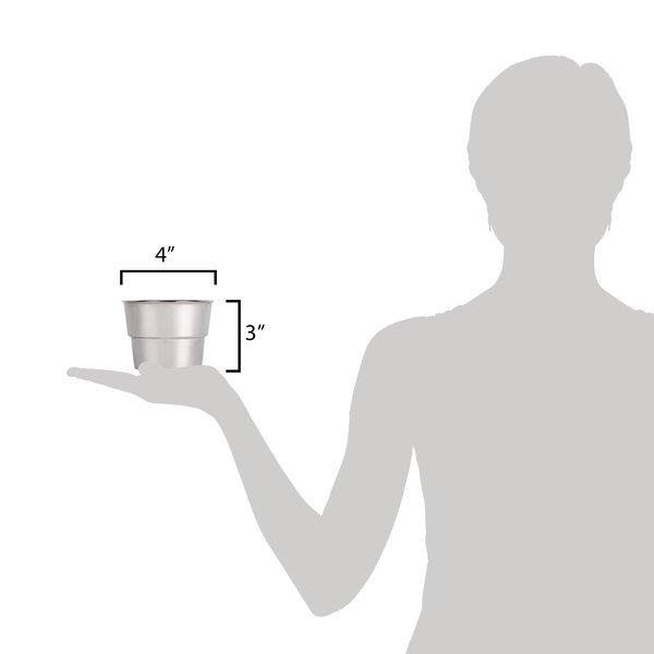 Malt Cup Collar for 3 3/8\