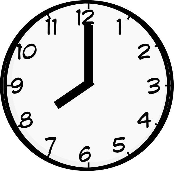 Clocks clipart 8pm, Clocks 8pm Transparent FREE for download.