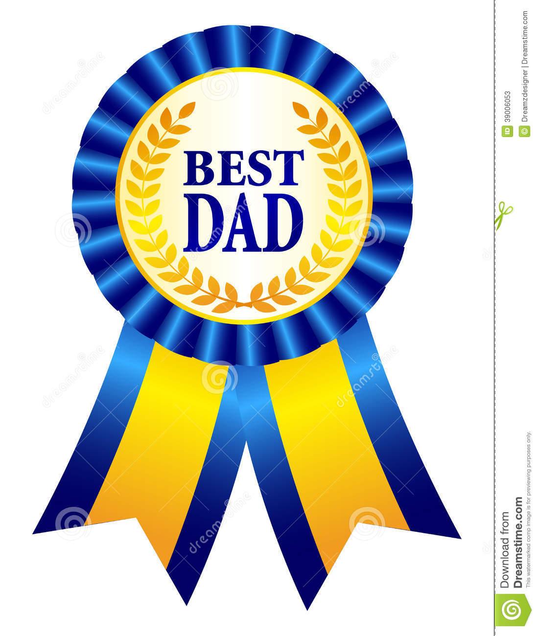 1 Dad Clipart.