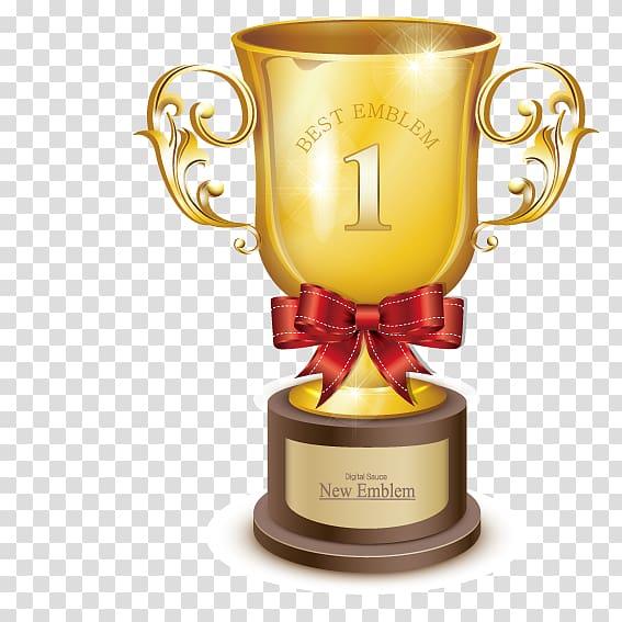 New Emblem trophy , Trophy Champion Adobe Illustrator.