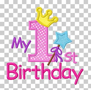 1 St Birthday PNG Images, 1 St Birthday Clipart Free Download.