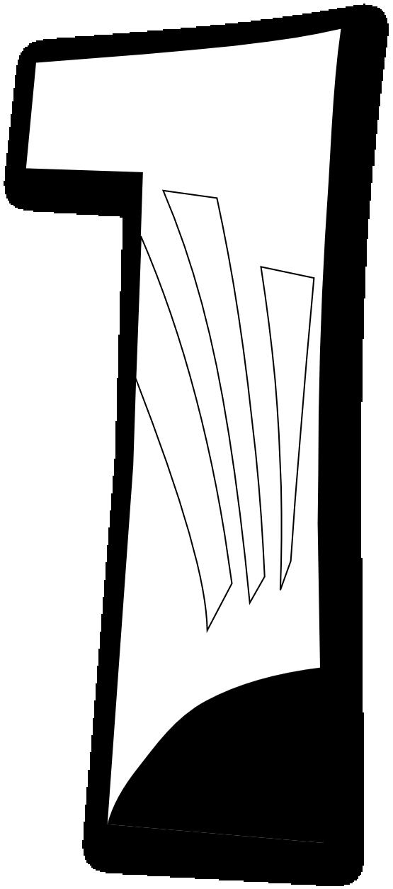 Number Clip Art.