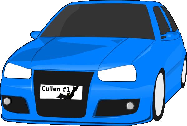 Blue Car Clip Art at Clker.com.