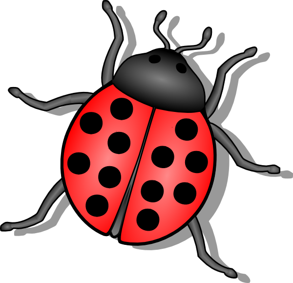 Insect clipart kid.