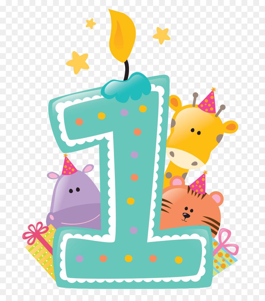 Happy Birthday Font clipart.