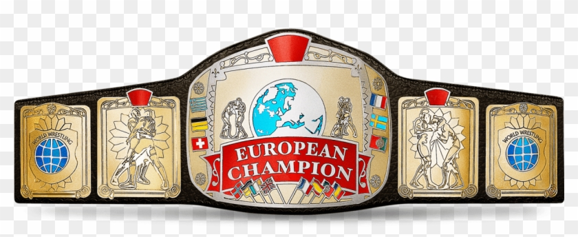 Library of wwe european championship clipart free png files.